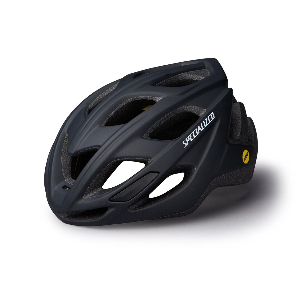Cykler Specialized Chamonix Angi Mips - Testvinder Nu Endnu Mere Sikker! (Matte Black, M/L 56-60 Cm) Mærker