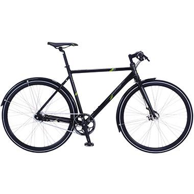Kildemoes Kildemoes Logic Flow - 2018 Køb Ny Cykel Her||> Herrecykler||> Herre Citybikes||Let Og Funktionel