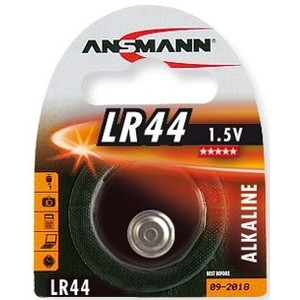 Image of   Ansmann LR44 Batteri