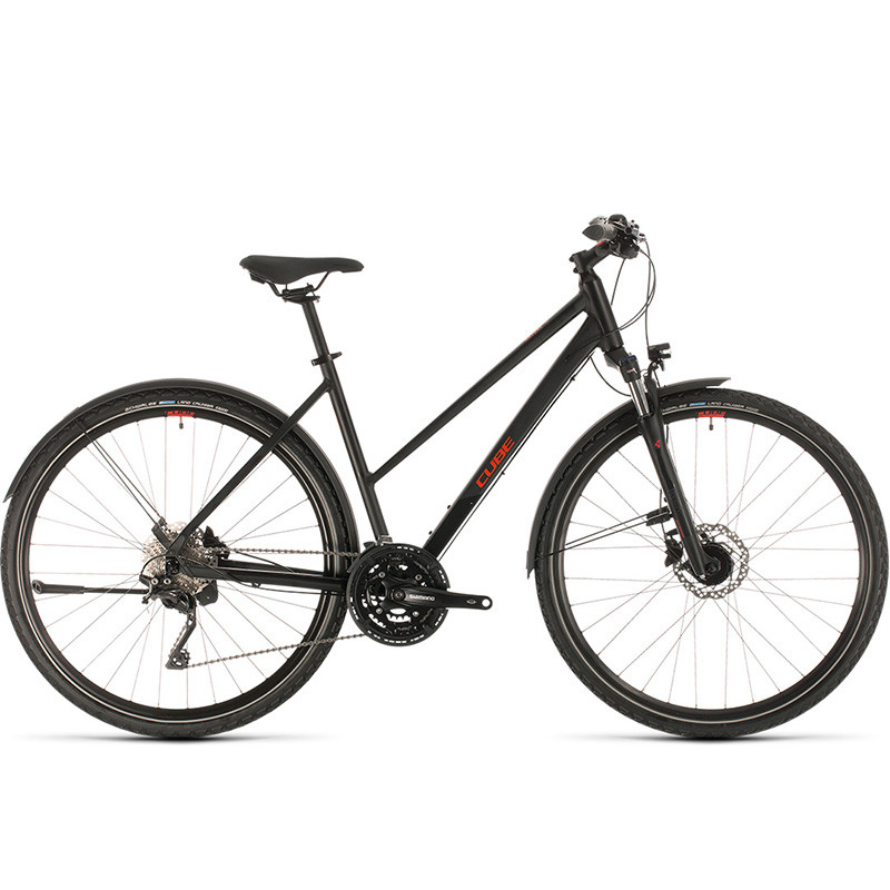 Image of   Cube Nature EXC Allroad Dame - 2020