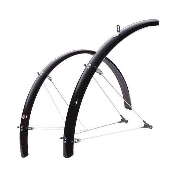 """Helskærme (Sort, Til 26"""" Hjul) Cykel Tilbehør"""