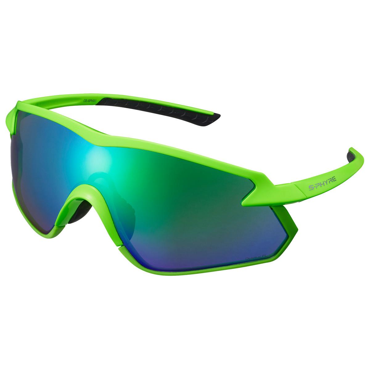 Shimano S-Phyre X Cykel Tilbehør||> Cykelbriller||> Shimano Cykelbriller||Solbriller