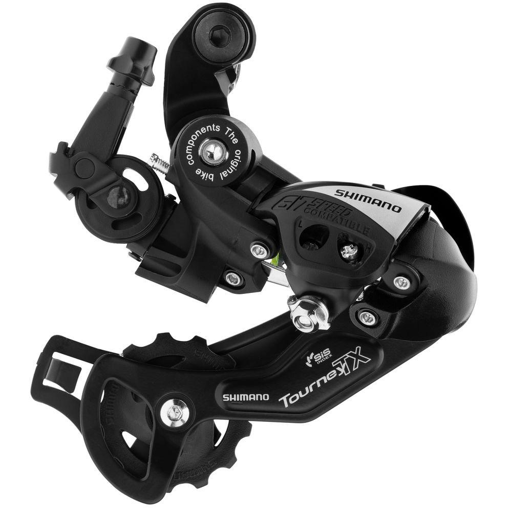 Cykler Shimano Tourney Bagskifter Rd-Tx55 (Antrasit, Drop) Cykel Tilbehør
