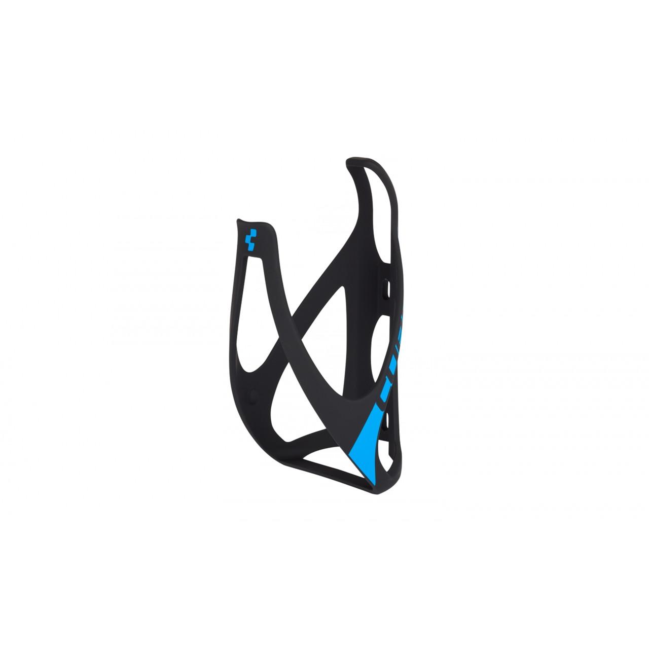 Cube Bottle Cage Hpp - Flaskeholder (Black/Blue) Cykel Tilbehør