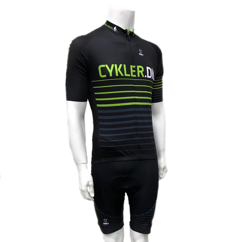 Køb Cykler.dk cykeltøj – Trøje eller Buks