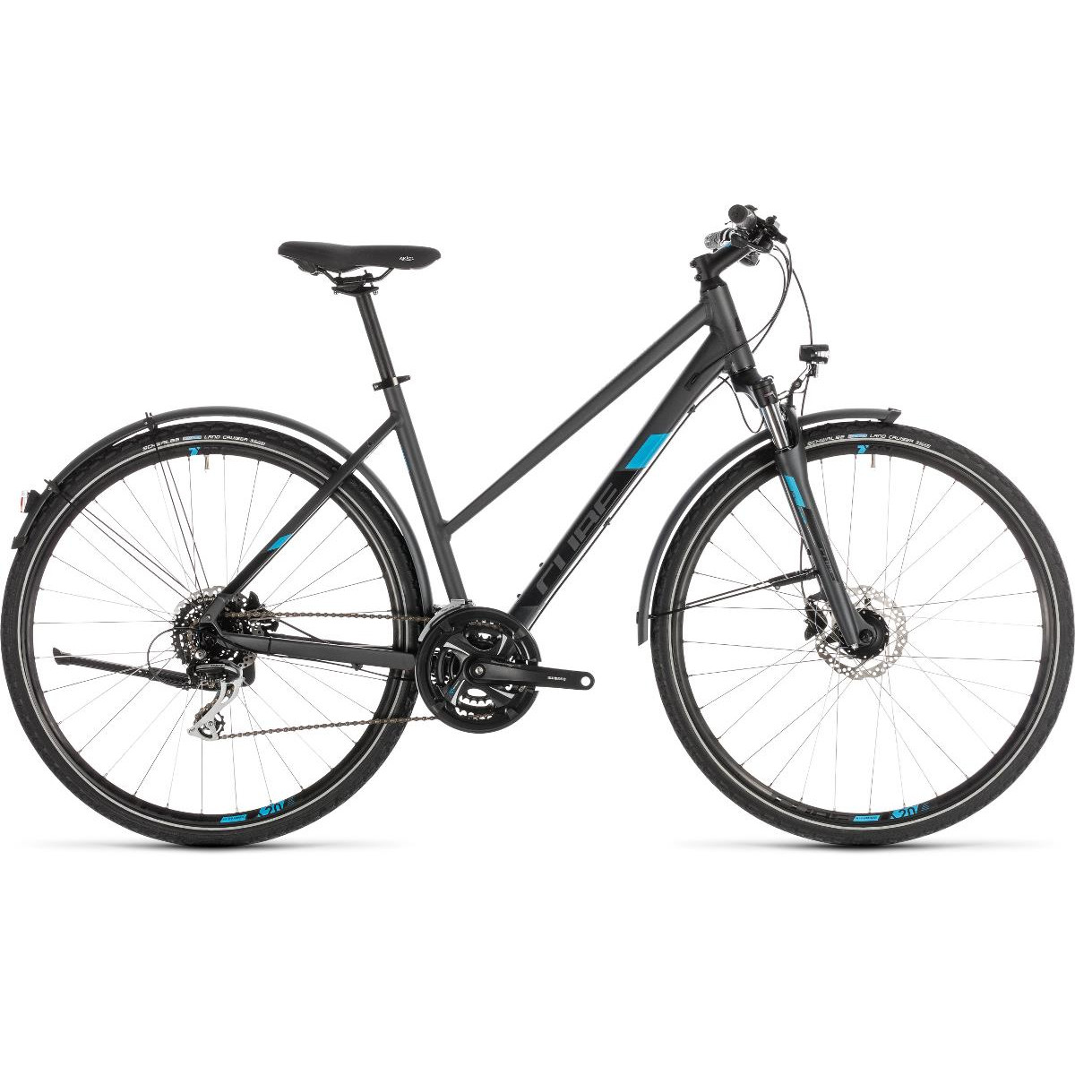 Image of   Cube Nature Allroad Dame - 2019