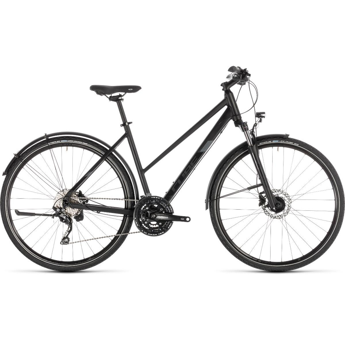 Image of   Cube Nature EXC Allroad Dame - 2019