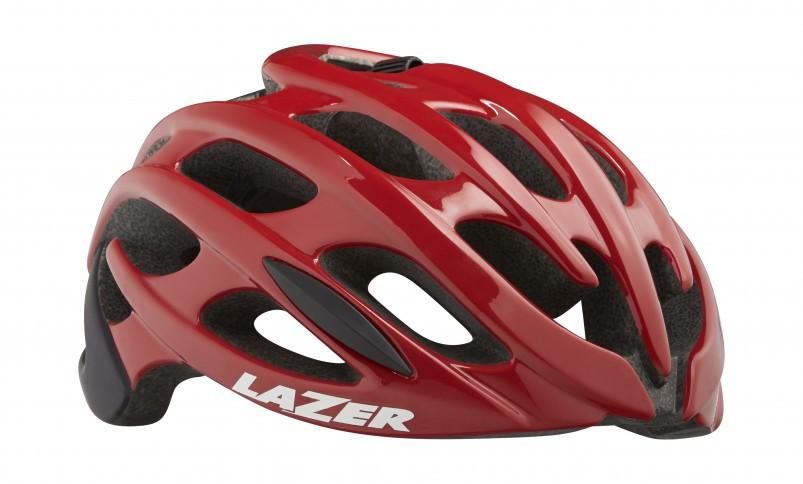 Billede af Lazer Blade + (Rød, Large (58-61 cm))
