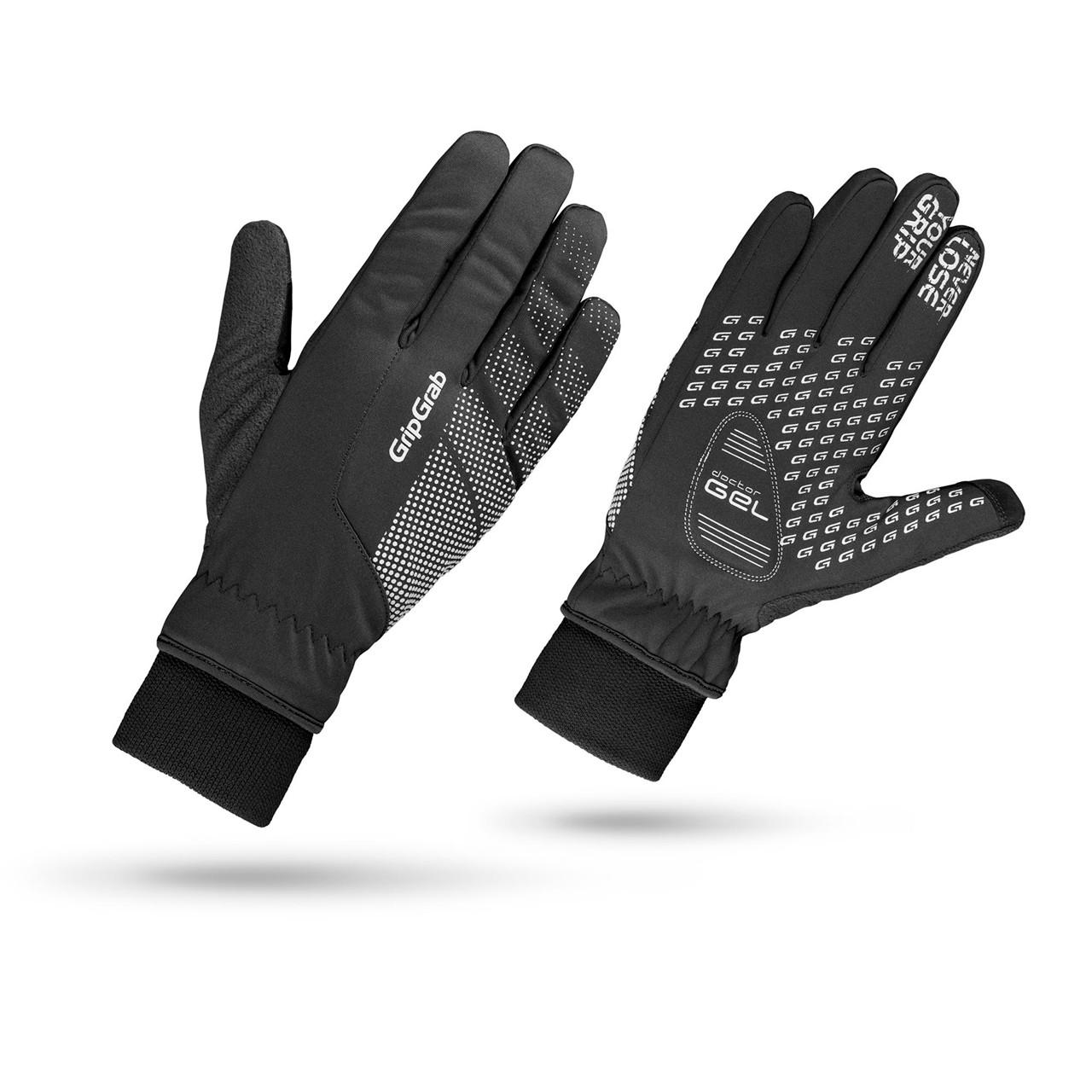 Cykler Grip Grab Ride Winter Glove (Sort, Xxl) Cykel Tilbehør