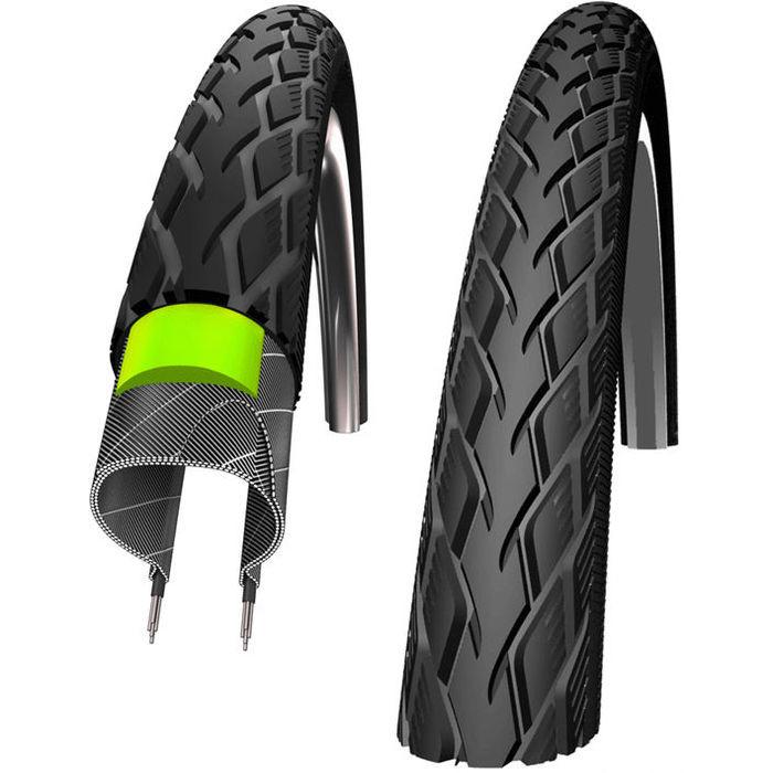Schwalbe Marathon Greenguard (700 X 47C / 28 X 1,75 (47-622)) Cykel Tilbehør