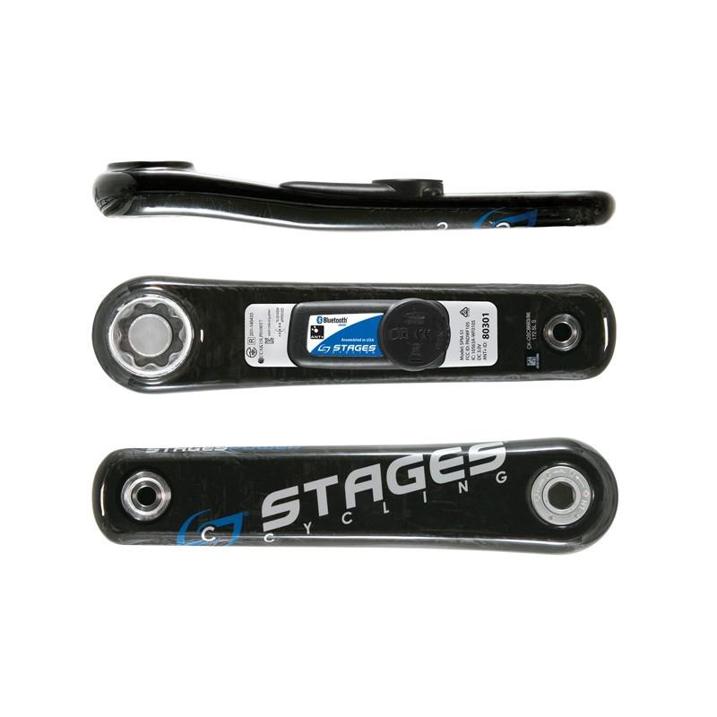Køb Stages Wattmåler – Carbon til FSA386 Evo