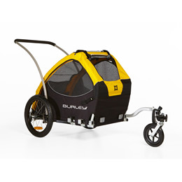 Burley Tail Wagon Cykelanhænger | bike_trailers_component
