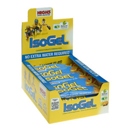 High5 IsoGel - 25 stk | Energy gels