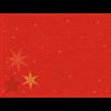 DÆKKESERVIET DUNICEL 30X40 CM STAR STORIES RED, 500 STK.