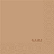 SERVIET 2-LAGS 24X24 CM 2400 STK ECOECHO