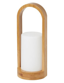 GOOD CONCEPT LED LAMPE EASY BAMBOO 4 STK.