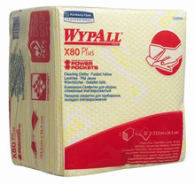 KLUDE WYPALL 1-LAGS X80 GUL 240 ARK