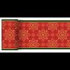 BORDLØBER DUNICEL 0,15X20 M XMAS DECO RED 6X1 RLL.