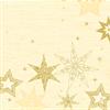 SERVIET DUNISOFT 40X40 CM STAR STORIES BUTTERMILK 360 stk.