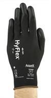 HANDSKE HYFLEX 48-101 SORT STR. 7