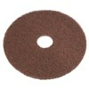 "ECO PAD 13"" 330 MM BRUN 5 STK."