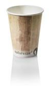 CARDBOARD CUP 3 DL PALMLEAF 50 STK.