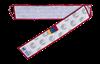 MOPGARN MED VELCRO MIKRO VISION 60 CM