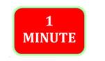 1 Minute produkter