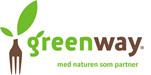 Naturesse tableware Greenway Denmark