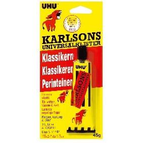 UHU Karlsons Klister 45g.