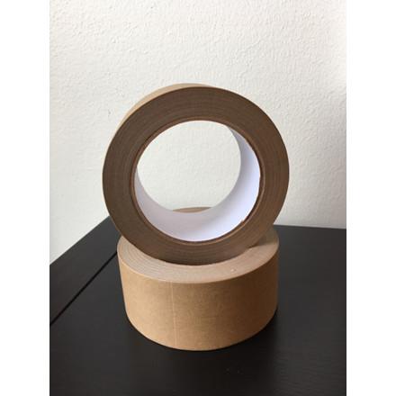 Tape papir pakke-s brun 48 mm x 50 m