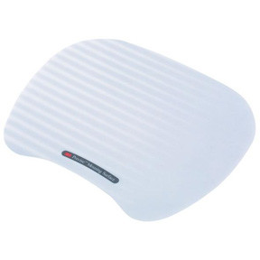 3M Precise Optical mouse pad, silver