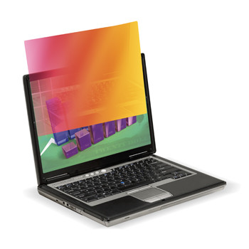 3M Privacy filter for laptop 15,6'' widescreen gold