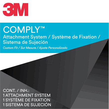 3M COMPLY Attachment System - Custom Laptop Fit