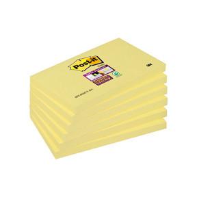 3M 6556SSCY SS Notes 76x127 yellow (6)