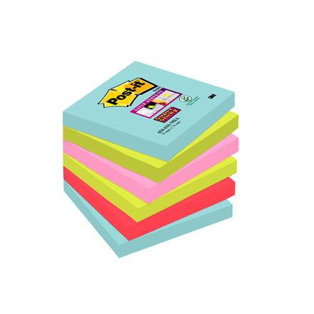 3M Super Sticky Notes Miami 76x76 (6)