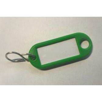 Büngers Key tag green