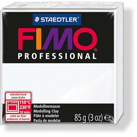 FIMO® Professional, hvid, 85g
