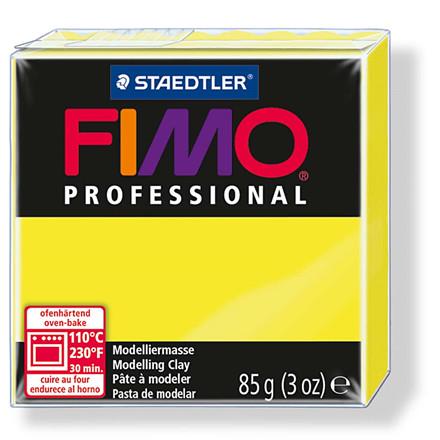 FIMO® Professional lys gul - 85 gram