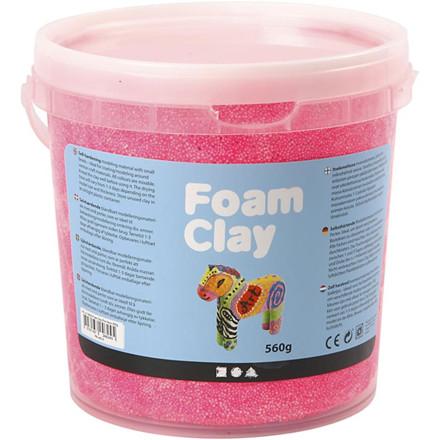 Foam Clay® pink neon | 560 gram