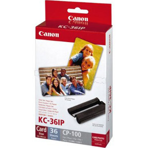 Canon - KC-36IP kredit kort str. 86 x 54 mm