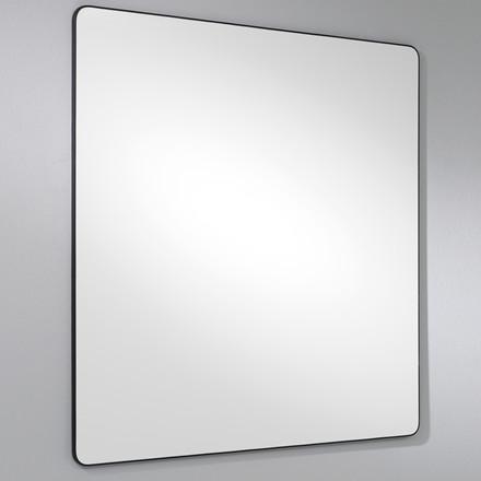 Lintex Edge - Hvid whiteboardtavle med sort kantliste 150 x 120 cm