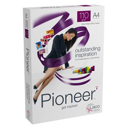 A4 Kopipapir - Pioneer 110 gram - 250 ark