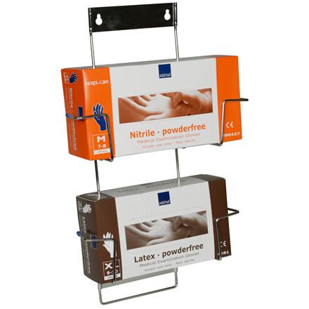 Abena Flexi Rack - Vægholder til 2 æsker