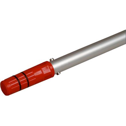 Adapter, Vileda Evolution, 130x30x30mm, rød, PP *Denne vare tages ikke retur*