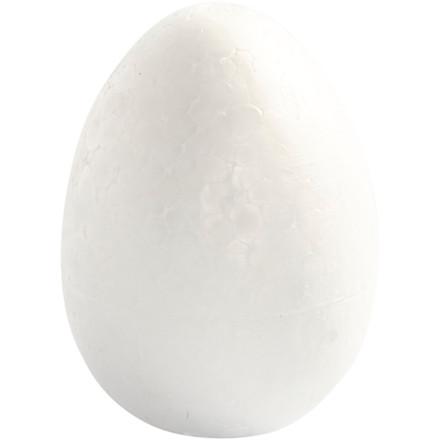 Æg styropor 8 cm høj - 5 stk.