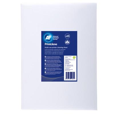 AF Printclene - Rensepapir til laser printer - 25 stk