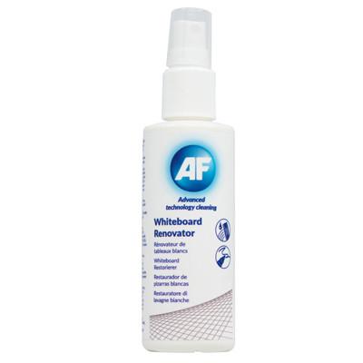 AF Whiteboard Renovator - Dybdegående rens til whiteboards - 125 ml