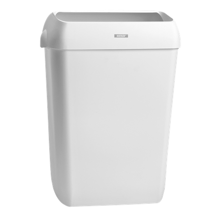 Katrin 91912 Waste Bin 50 Liter - Hvid Skraldespand med låg