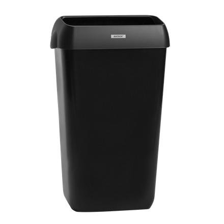 Katrin 92261 Waste Bin 25 Liter - Sort Skraldespand